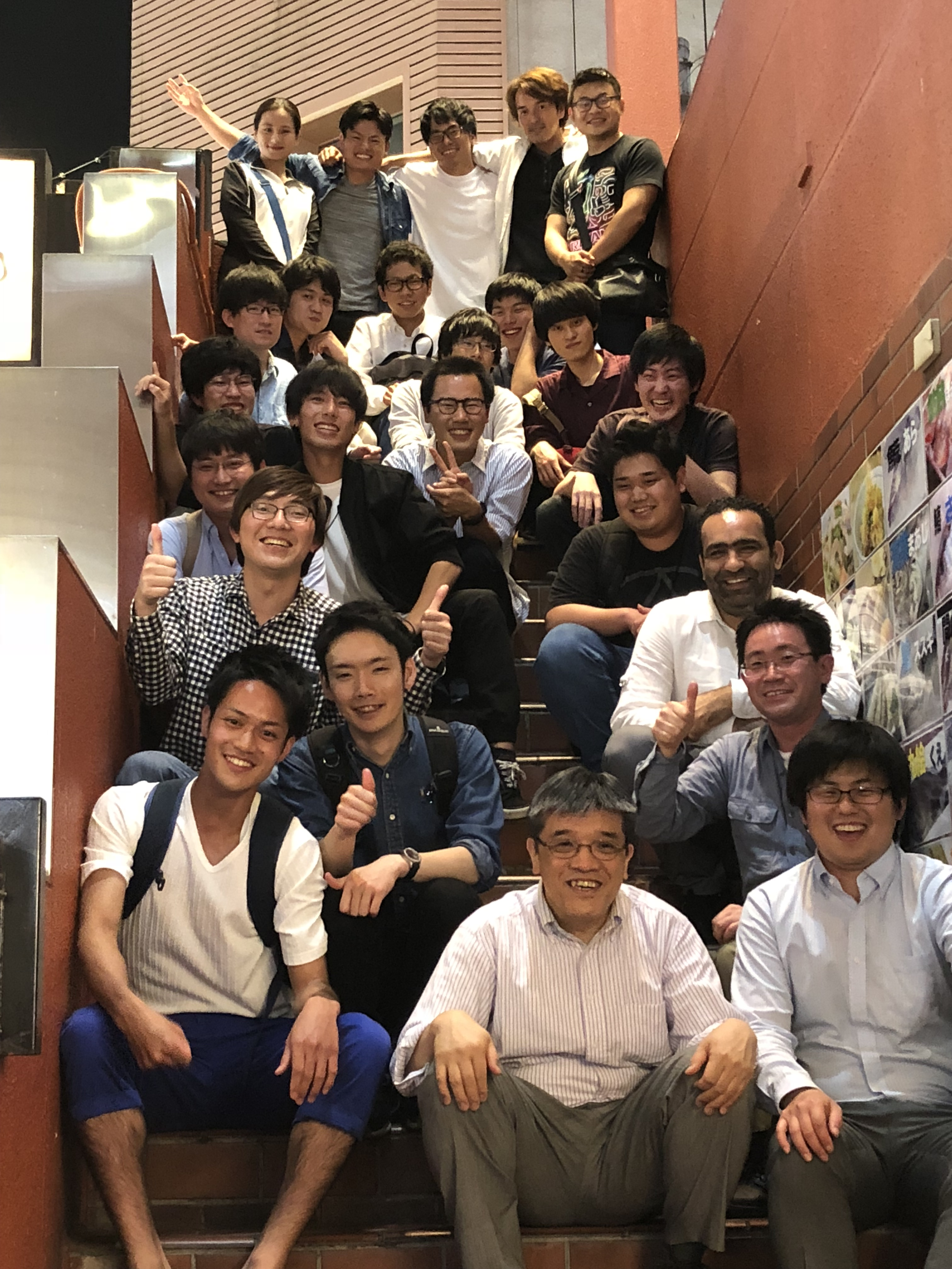 Kawahito Lab Members